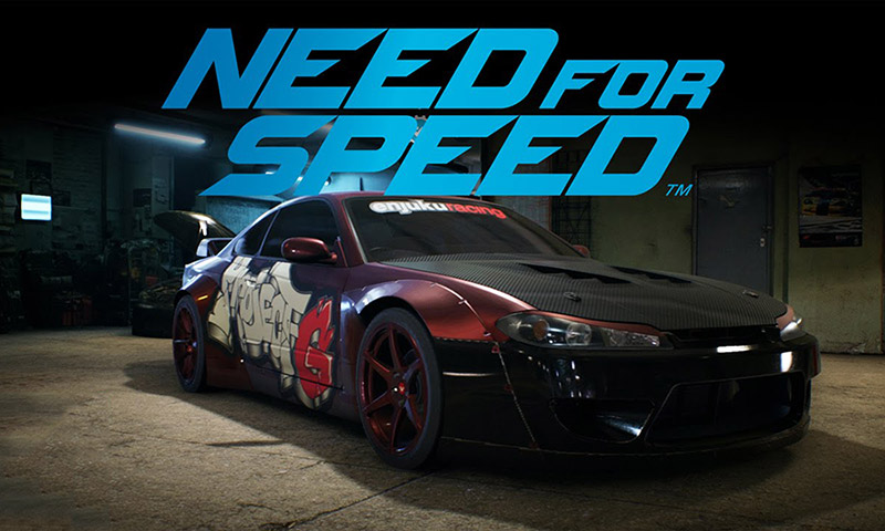 Need for Speed 2015 Ost Soundtrack - Aero Chord - Surface
