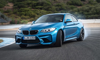 BMW's Latest M Series Addition Is the M2 Coupe