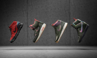 Nike Combats the Elements With Holiday 2015 Collection