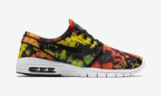 "Nike SB Drops a ""Tie-Dye"" Colorway of the Stefan Janoski Max"