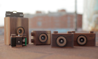 This Wooden Pinhole Camera Is the Toy You've Always Wanted