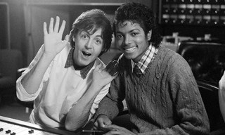 "Paul McCartney Keeps Michael Jackson Alive With ""Say Say Say"" Remix Video"