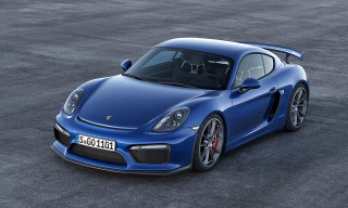 Porsche Unveils Entry-Level Cayman GT4 Clubsport Racer