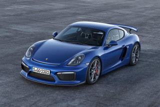 Porsche Unveils Entry-Level Cayman GT4 Clubsport Racer