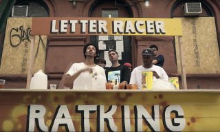 "Say One Last Goodbye to NYC Summer in Ratking's Video for ""Arnold Palmer"""
