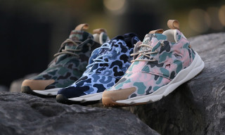 Reebok's FuryLite Goes Camouflage for Fall