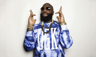 Rick Ross Talks His Favorite Songs, 'Black Market,' Kanye West & More