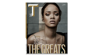 "Rihanna Talks Racism, Turn-Ons & More in 'T Magazine' ""The Greats"" Issue"