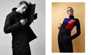New Swiss Aesthetics in Sempach's Fall/Winter 2015 Editorial