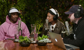 Skepta Talks Snoop Dogg, Police Brutality & More on Pharrell's Beats 1 'OTHERtone' Episode