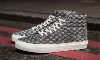 """Sneakersnstuff & Vans Vault Present the """"London"""" Pack"""