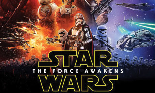 The Official Star Wars: The Force Awakens Poster Is Here