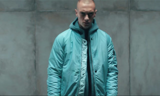 Stone Island Shadow Project Fall/Winter 2015 Lookbook Video