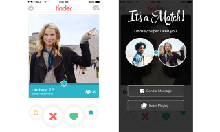 "Tinder Introduces ""Super Like"" Function"