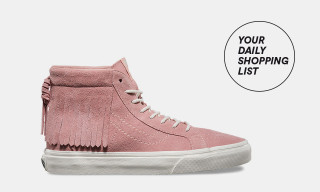Today's Top Drops | Vans, Stussy x Kangol, Opening Ceremony & More