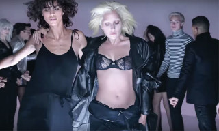 Lady Gaga Strips Down in Tom Ford Fashion Campaign With A Sexy Music Video