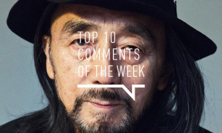 Top 10 Comments of the Week: Michael Jordan, Supreme, Yohji Yamamoto & More