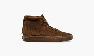Gear up for Fall With the Vans Sk8-Hi Moc