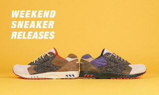 The 13 Best Sneakers Releasing This Weekend