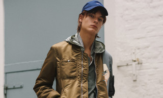 Wood Wood Calls on Fellow Brands for Fall/Winter 2015 Editorial