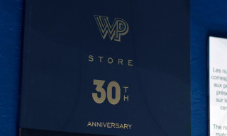 WP Store Celebrates 30 Years With Special BlueBlack Collection