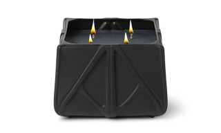 Zaha Hadid's New Candles Reference Her Curvilinear Architecture