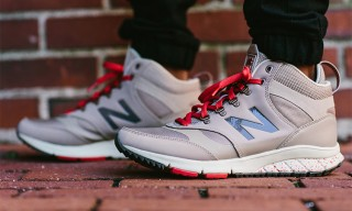 A Closer Look at New Balance's Rugged Outdoor Collection