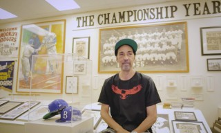 Futura & New Era Celebrate the Brooklyn Dodgers' 1955 World Series Championship