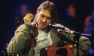 Kurt Cobain's 'Unplugged' Cardigan Is up for Auction
