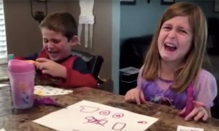 Parents Tell Their Kids They Ate Their Halloween Candy on 'Jimmy Kimmel'