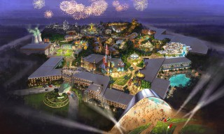 20th Century Fox Is Building a Movie Inspired Theme Park in Dubai