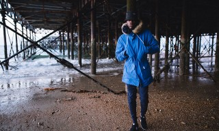 London's Nicce Look to the Coast for Their Highly Wearable FW15 Collection