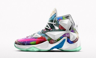 Nike Celebrates LeBron's 25,000th Point With New Customization Option