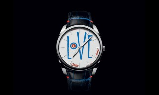 Parmigiani Fleurier, colette and André Saraiva Come Together for Tonda 1950 Partnership