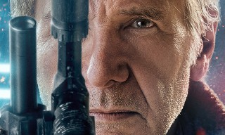 Here Are the Official Character Posters for 'Star Wars: The Force Awakens'