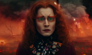 Here's Your First Look at Disney's 'Alice Through the Looking Glass'