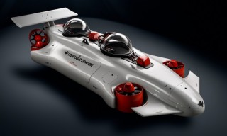 The DeepFlight Dragon Is the Future of Personal Submarines
