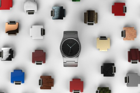 BLOCKS Creates the World's First Modular Smartwatch