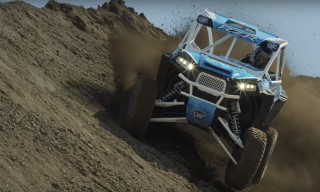 Watch This Heavily Modified ATV Tackle Impossible Off-Road Terrain