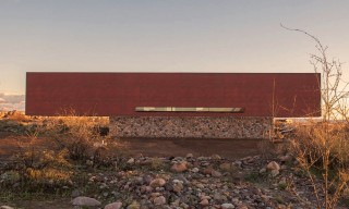 a4 estudio's Copper Retreat in the Andes