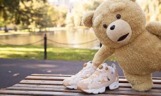 BAIT & Reebok Imagine If 'Ted' Were a Sneakerhead
