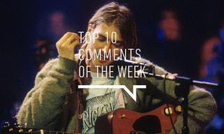 Top 10 Comments of the Week: Fallout 4, Kanye West, Kurt Cobain & More