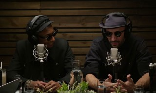 JR Joins Pharrell & Scott Vener on OTHERtone on Beats 1 Radio