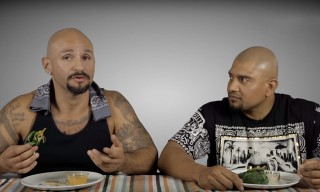 Watch Cholos Eat Vegan Food for the Very First Time