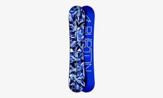 colette and Burton Team Up on a Limited Edition Snowboard
