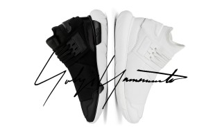 Win Two Pairs of Y-3 Qasas Signed by Yohji Yamamoto