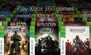 Here Are the First 104 Xbox One Backward Compatible Games