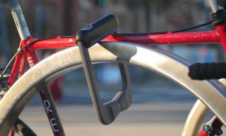 Grasp Unlocks Your Bike With the Touch of a Finger