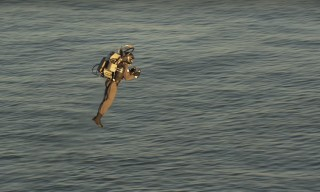 The World's Only Jetpack Takes to the Skies of New York