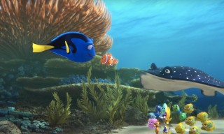 Watch the Very First Trailer for Pixar's 'Finding Dory'